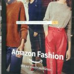 AMAZON Fashion Werbung, AMAZON Aktie
